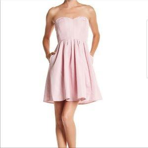 J Crew Classic Pleated Marlie Dress